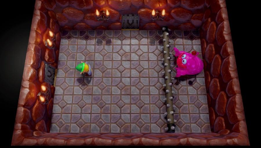 The Legend of Zelda: Link's Awakening Review - Screenshot 1 of 7