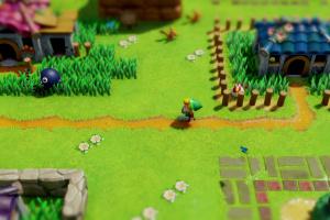 The Legend of Zelda: Link's Awakening Screenshot