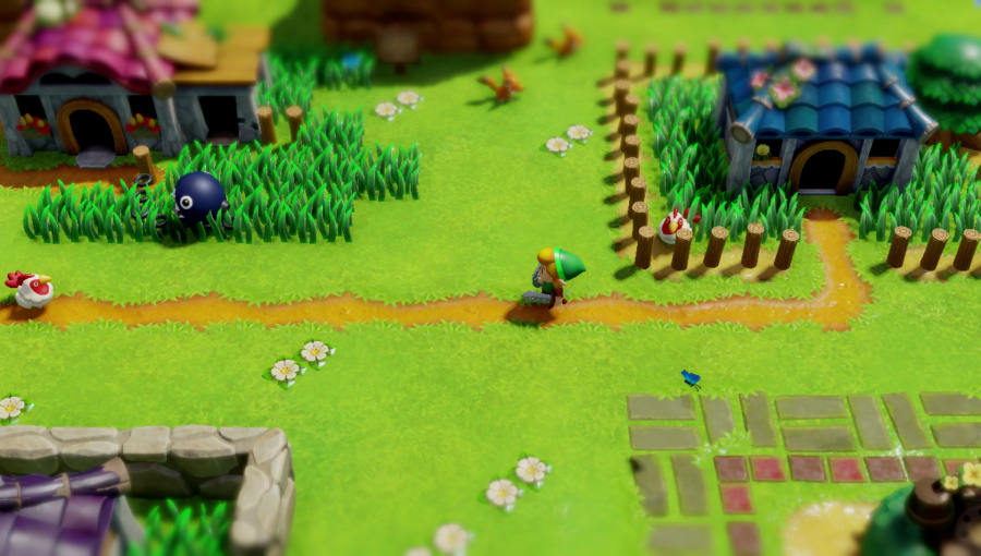 The Legend of Zelda: Link's Awakening Review - Screenshot 1 of 7