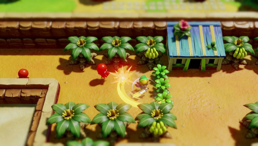 The Legend of Zelda: Link's Awakening Review - Screenshot 5 of 7