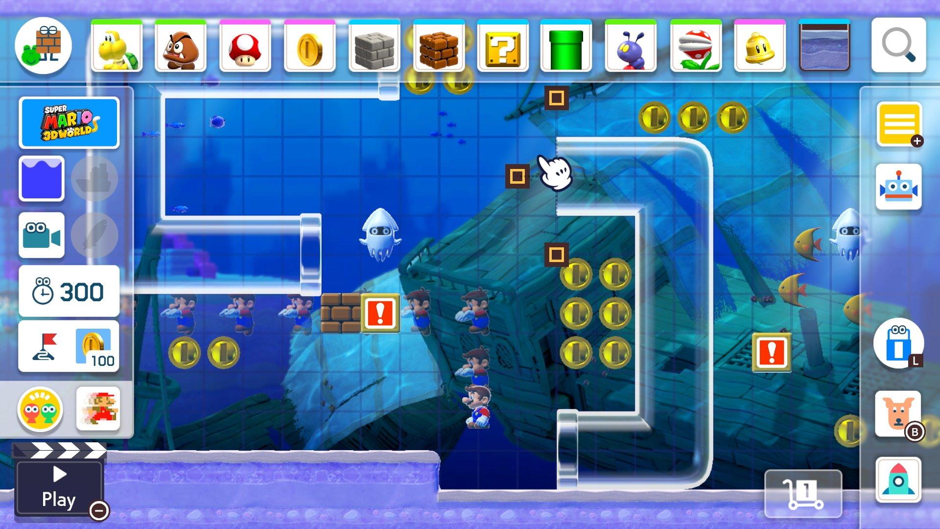 super mario maker 2 nintendo switch game profile  news