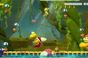 Super Mario Maker 2 Screenshot