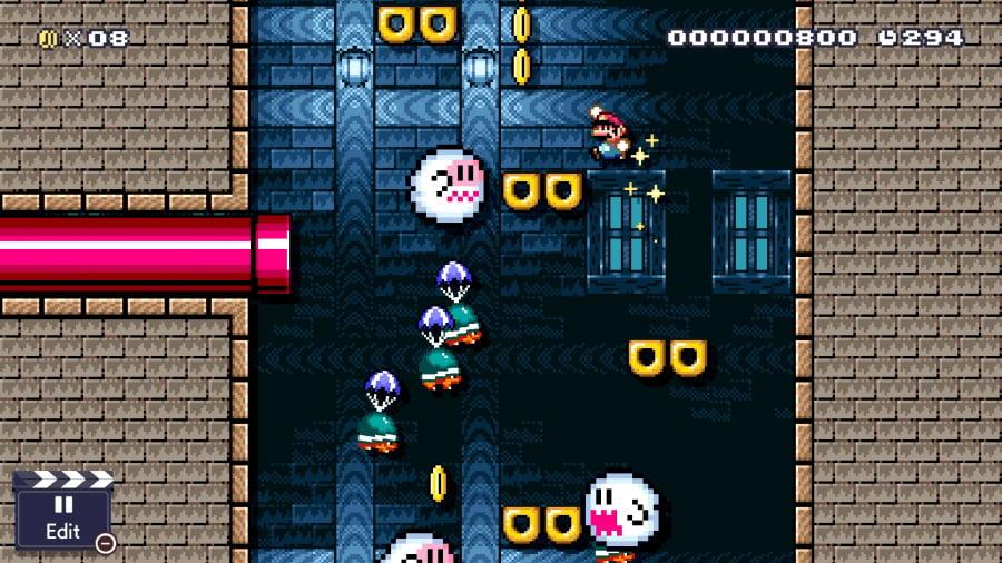 Super Mario Maker 2 Review - Screenshot 9 of 9
