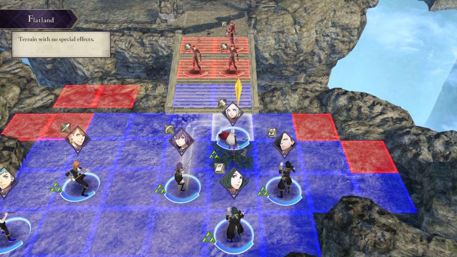 Fire Emblem: Three Houses Review - Screenshot 4 of 14