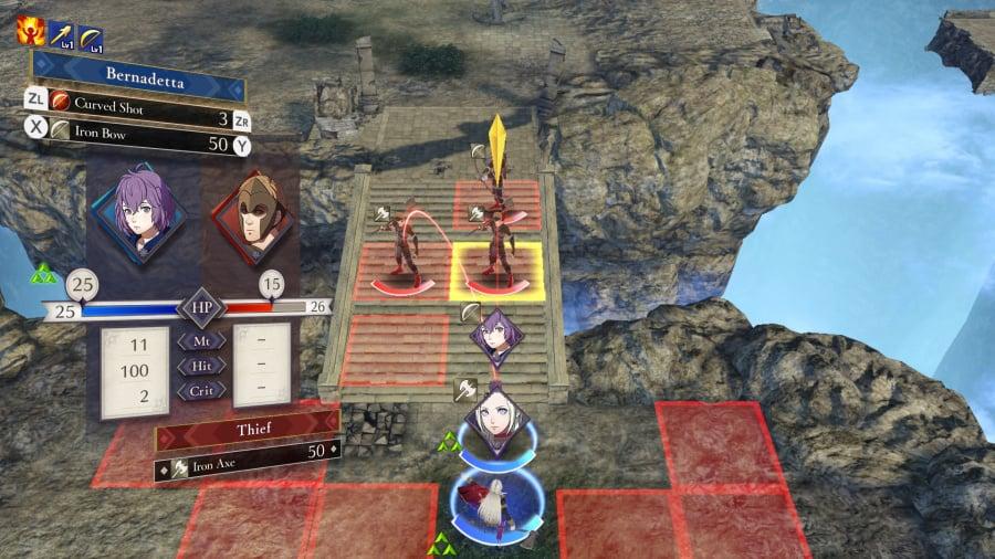 Fire Emblem: Three Houses Review - Screenshot 13 of 14