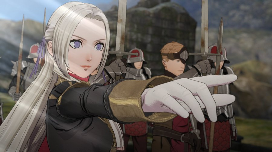 Fire Emblem: Three Houses Review - Screenshot 11 of 14