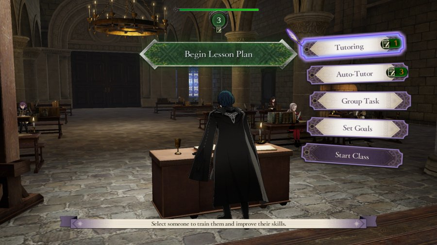 Fire Emblem: Three Houses Review - Screenshot 3 of 14