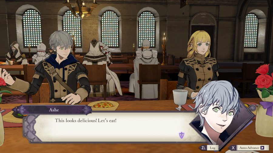 Fire Emblem: Three Houses Review - Screenshot 7 of 14