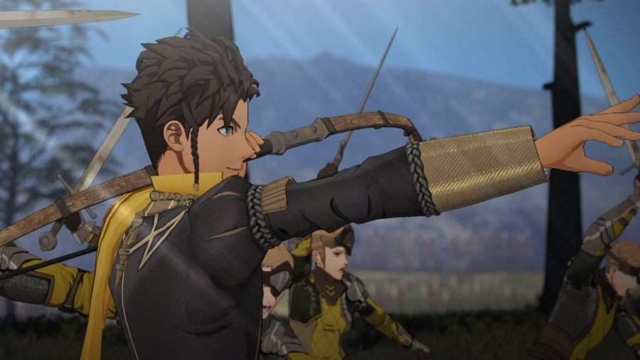 Fire Emblem: Three Houses Review - Screenshot 6 of 14