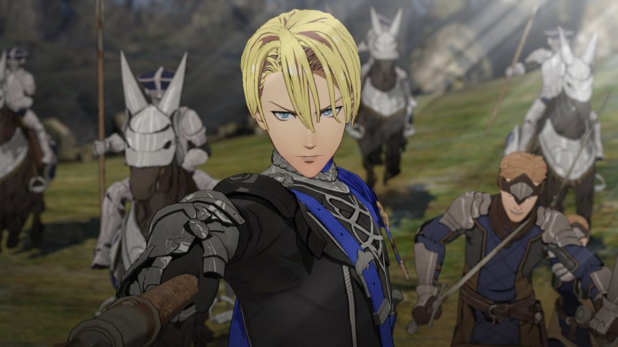 Fire Emblem: Three Houses Review - Screenshot 5 of 14
