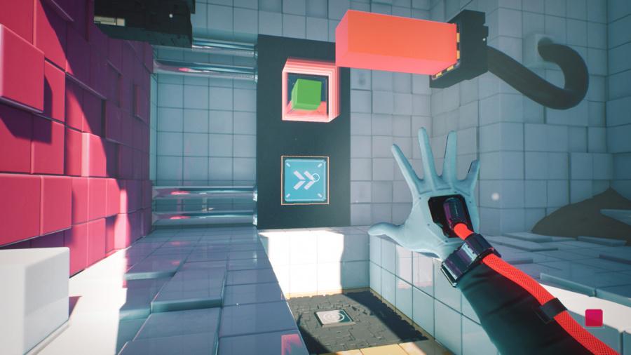 Q.U.B.E. 2 Review - Screenshot 1 of 5
