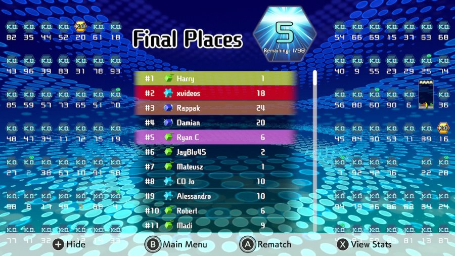 Tetris 99 Review - Screenshot 5 of 5