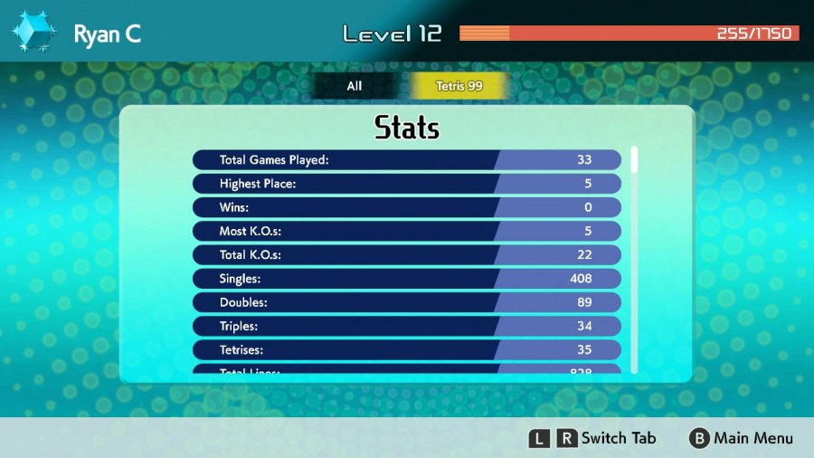 Tetris 99 Review - Screenshot 2 of 5