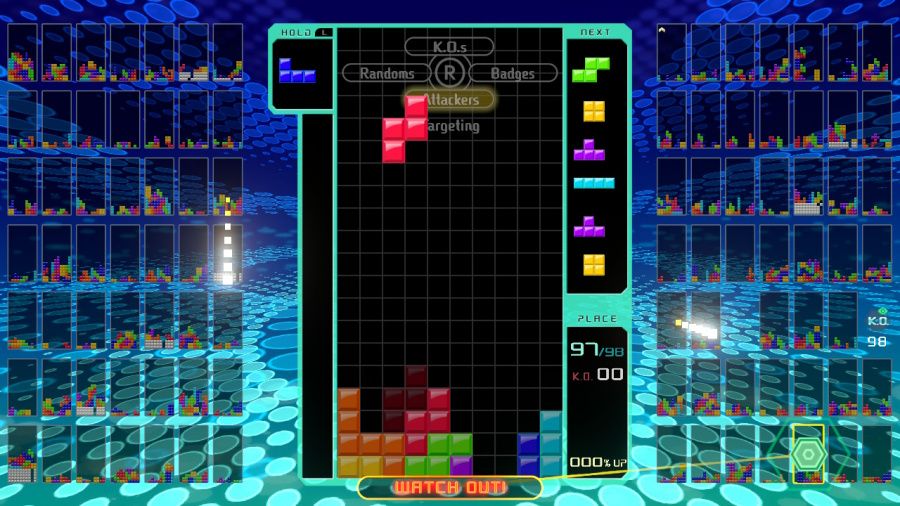 Tetris 99 Review - Screenshot 1 of 5