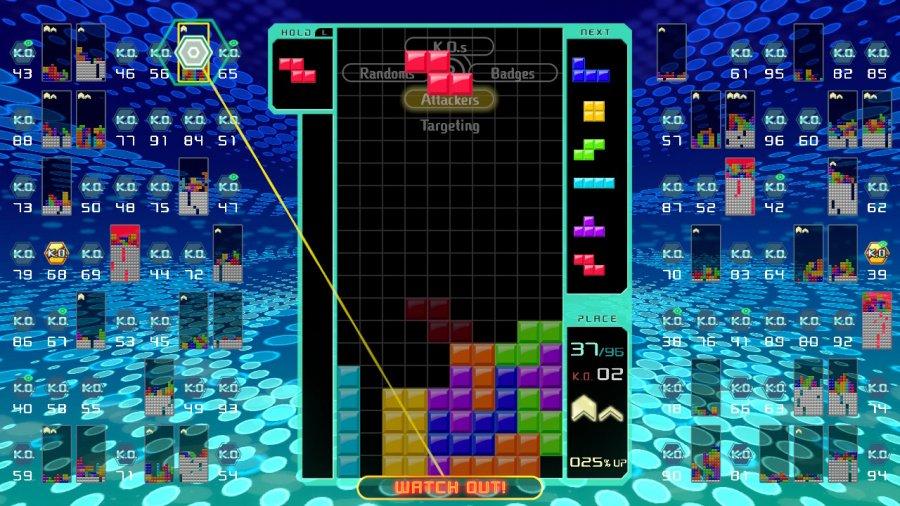 Tetris 99 Review - Screenshot 4 of 5