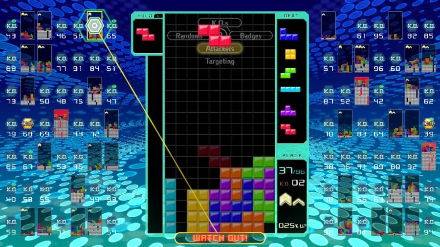 Tetris 99 Review - Screenshot 1 of 5