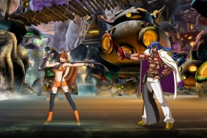 BlazBlue CentralFiction Special Edition Screenshot