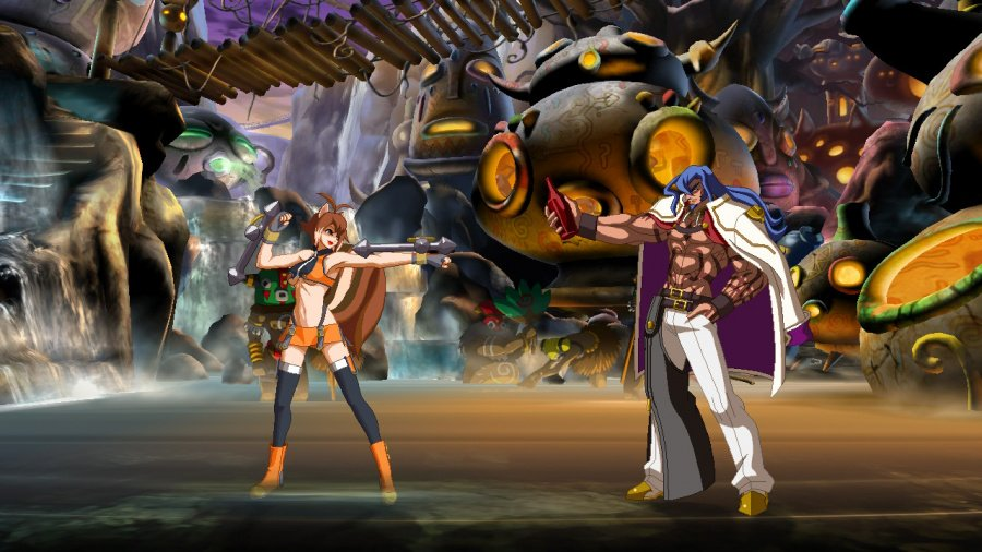 BlazBlue CentralFiction Special Edition Review - Screenshot 2 of 4