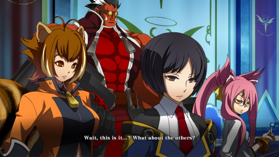 BlazBlue CentralFiction Special Edition Review - Screenshot 4 of 4
