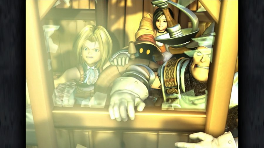 Final Fantasy IX Review - Screenshot 1 of 4