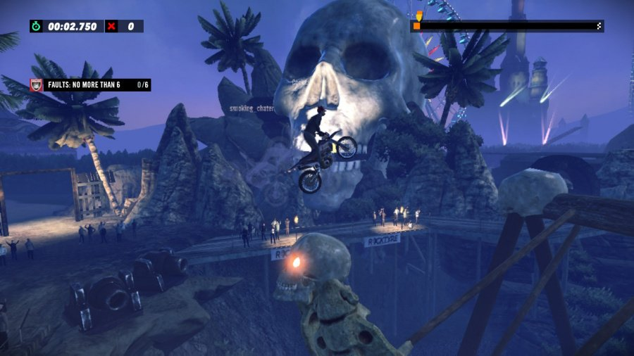 Trials Rising Review - Screenshot 3 of 3