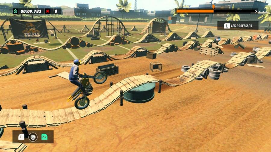 Trials Rising Review - Screenshot 3 of 3