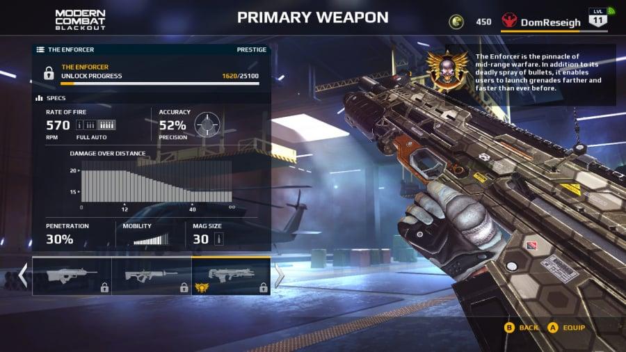 Modern Combat Blackout Review - Screenshot 4 of 4