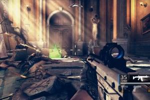 Modern Combat Blackout Screenshot