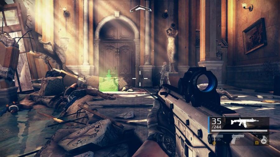 Modern Combat Blackout Review - Screenshot 2 of 4