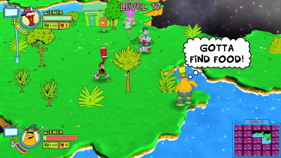 ToeJam & Earl: Back in the Groove Review - Screenshot 4 of 6