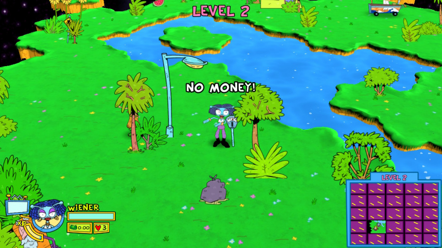 ToeJam & Earl: Back in the Groove Review - Screenshot 6 of 6