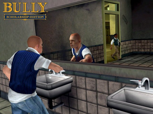 Bully Scholarship Edition Wii News Reviews Trailer