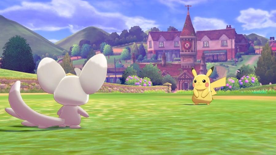 Pokémon Sword and Shield Review - Screenshot 5 of 11