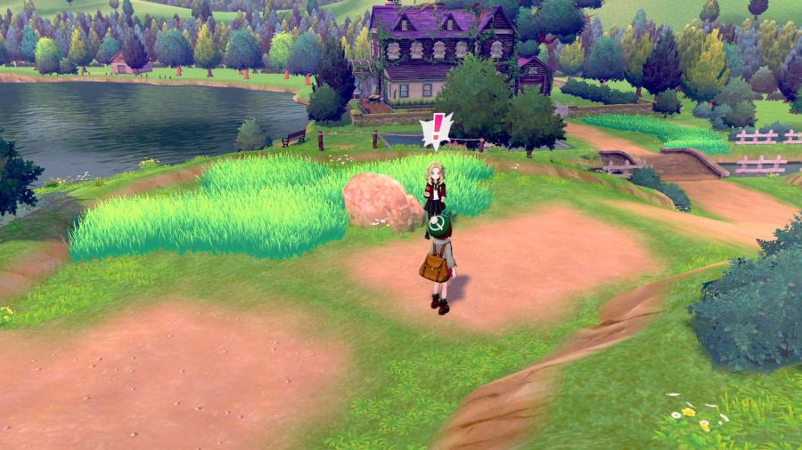 Pokémon Sword and Shield Review - Screenshot 4 of 11