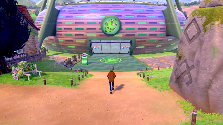 Pokémon Sword and Shield Review - Screenshot 10 of 11
