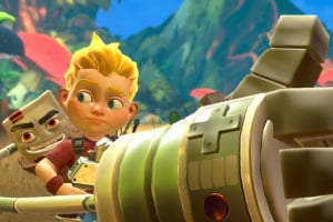 Rad Rodgers Radical Edition Screenshot