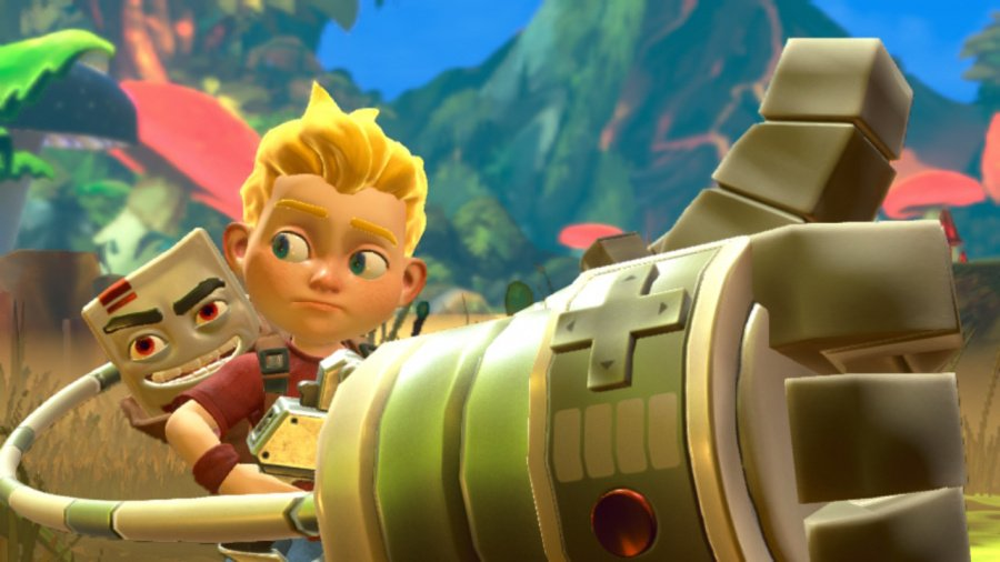 Rad Rodgers Radical Edition Review - Screenshot 2 of 4