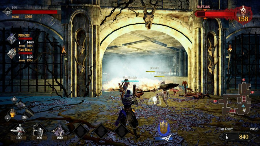 Hell Warders Review - Screenshot 1 of 4