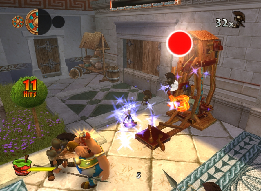 Asterix at the Olympic Games Review - Screenshot 3 of 4