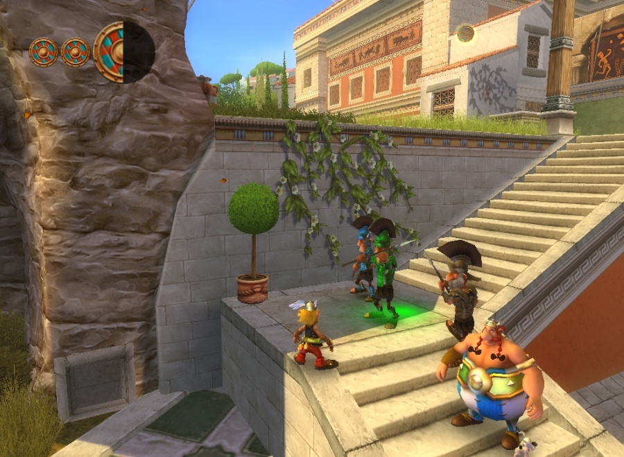 Asterix at the Olympic Games Review - Screenshot 2 of 4