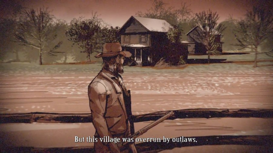 Hard West Review - Screenshot 2 of 4