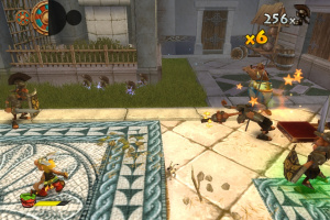 Asterix at the Olympic Games Screenshot