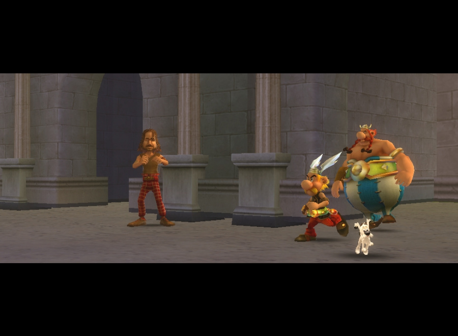 Asterix at the Olympic Games Review - Screenshot 1 of 4