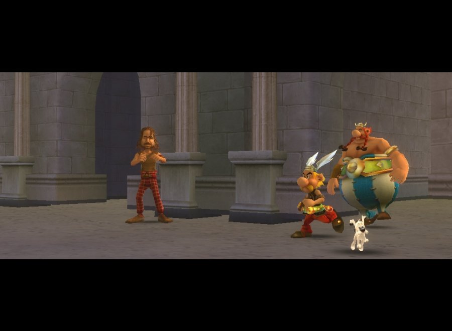 Asterix at the Olympic Games Review - Screenshot 4 of 4