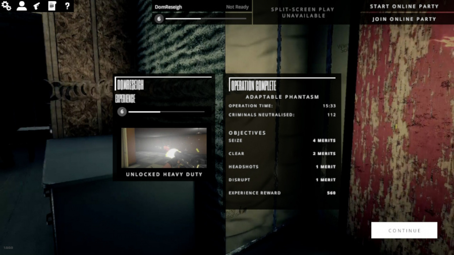 RICO Review - Screenshot 1 of 4