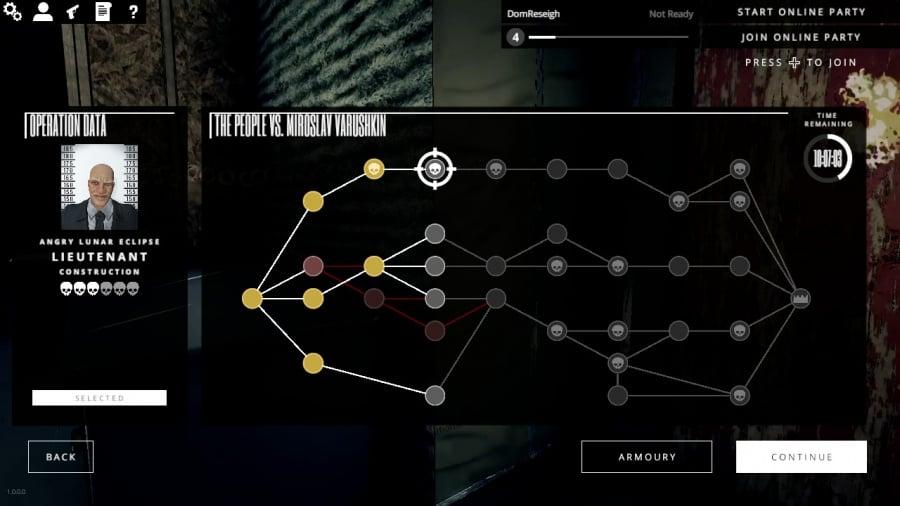RICO Review - Screenshot 4 of 4