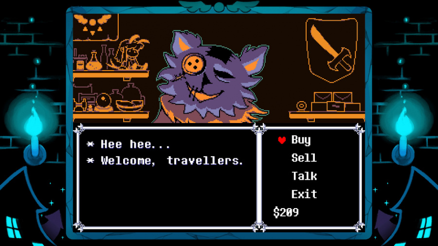 DELTARUNE Chapter 1 Review - Screenshot 4 of 4