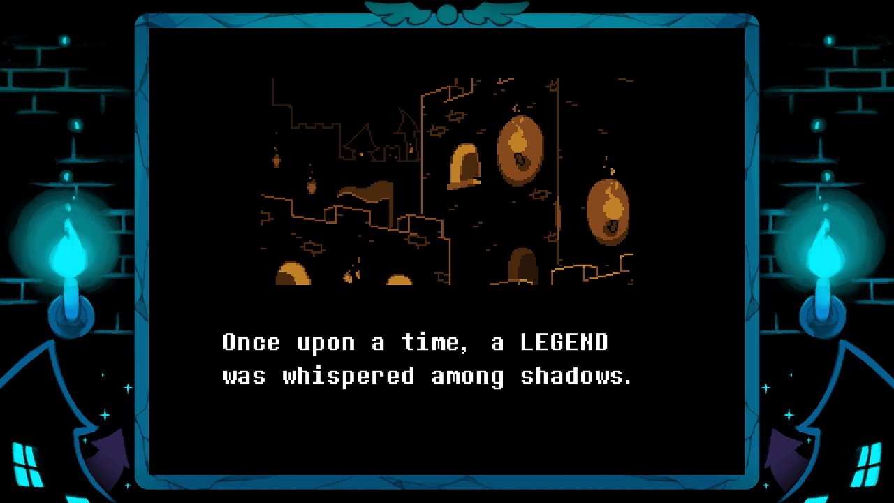 deltarune chapter 1  switch eshop  news  reviews  trailer