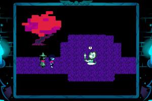 DELTARUNE Chapter 1 Screenshot