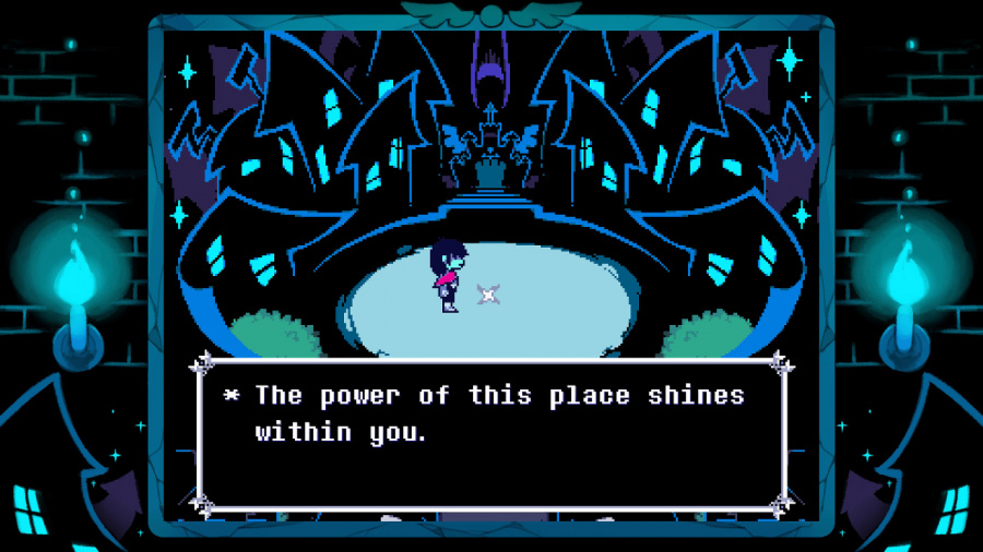 DELTARUNE Chapter 1 Review - Screenshot 2 of 4